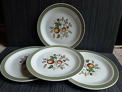 £9.99 • Buy Alfred Meakin Hereford 4 Side Plates