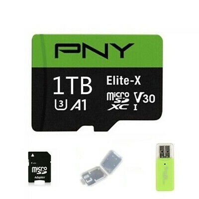 $27.49 • Buy 2021 Newest PNY 1TB  High Speed Large Capacity USB Drive Micro SD Card SDHC