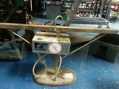£500 • Buy PROBST VPH 150 VACUUM SLAB LIFTER STONE MAGNET PAVING HANDY - No Charger