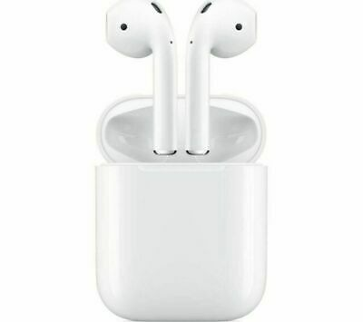 AU205.54 • Buy Apple AirPods With Charging Case 2nd Generation