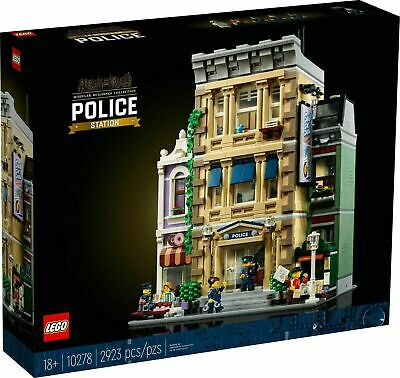 £167.95 • Buy LEGO Creator 10278 Police Station - New In Sealed Box