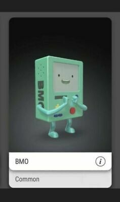 $30 • Buy VeVe NFT - Adventure Time - Beemo, BMO First Appearance - China Region Exclusive