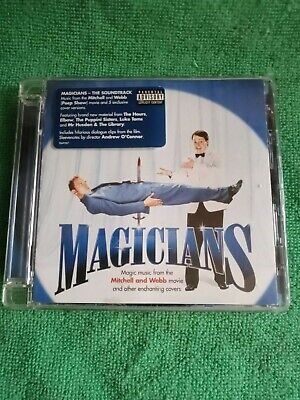 £4.99 • Buy Magicians (OST) Elbow Fratellis Puppini Sisters Mr Hudson Hours, Electric Six