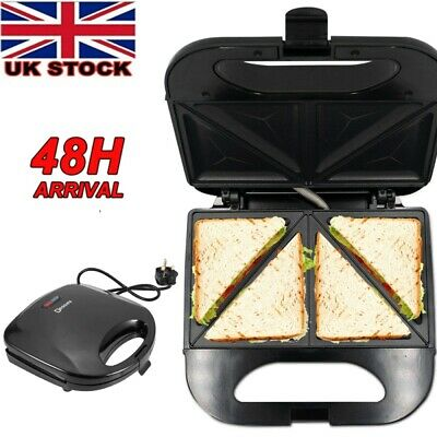 £15.99 • Buy 4 In 1 Sandwich Maker Toaster Toastie Maker Panini Press Health Grill Griddle