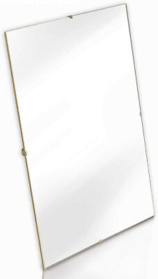 £3.29 • Buy Clip Frame Photo Frames Poster Frameless Choice Of Sizes-6X4  To A1 Size
