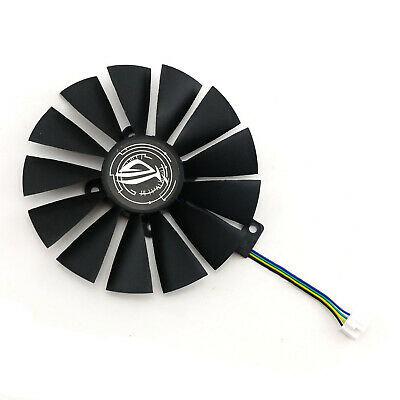£10.37 • Buy Heat Sink Cooling Fans For ASUS RTX2060GTX1660PHOENIXMINIITX Graphics Card
