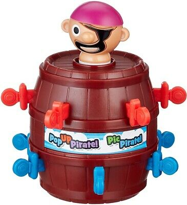£9.99 • Buy Mini Pop-up Pirate Skill Game By Tomy Toys, Fine Motor Concentration Travel 4+