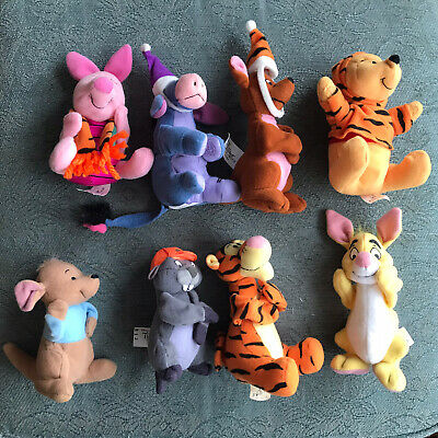 £1.99 • Buy McDonalds Happy Meal Toys 8 X Winnie The Pooh Tigger Movie Complete Collection