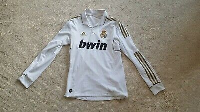 £55 • Buy Authentic Real Madrid 2011/12 Home Shirt - Ronaldo - Size Small (S) Adult