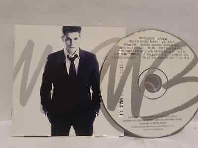 £1.99 • Buy Michael Buble It's Time Cd Album Disc And Booklet Only
