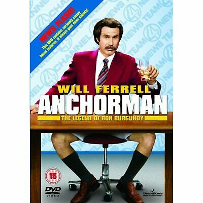 £2.19 • Buy Anchorman: The Legend Of Ron Burgundy [DVD] [2004]