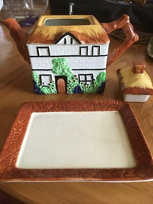 £6.50 • Buy Cottage Teapot Old  Perfect Condition