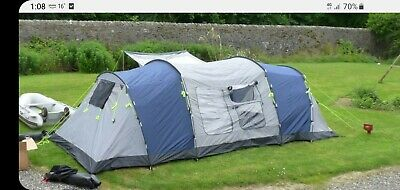 £155 • Buy 6 Person XL Tent - Camping Equipment Bundle