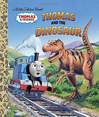£3.98 • Buy Thomas And The Dinosaur (Thomas & Friends) (Little Golden Book), Very Good Condi