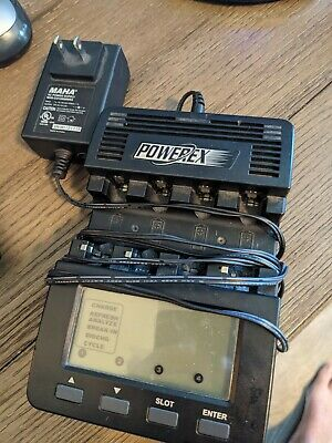 $55 • Buy Maha Powerex MH-C9000 WizardOne Battery Charger ... Excellent Condition.
