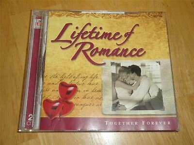 £3.99 • Buy Lifetime Of Romance Together Forever TLLRS12 CD Album Time Life Music