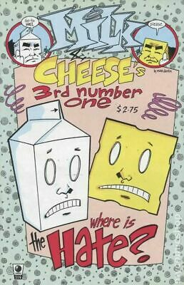 $2 • Buy Milk And Cheese 3rd Number One 1D FN 1992 Stock Image
