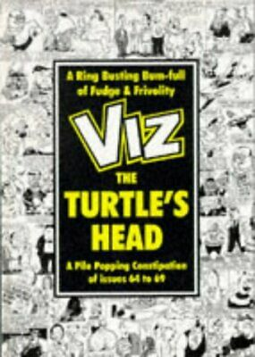 £2.59 • Buy The Turtle's Head By Viz, Acceptable Used Book (Hardcover) FREE & FAST Delivery!