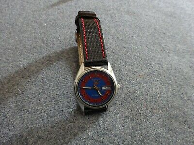 £10 • Buy Vintage Seiko 5 Automatic Day Date Watch 6309