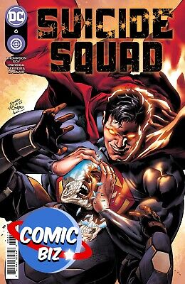 £3.65 • Buy Suicide Squad #6 (2021) 1st Printing Pansica Main Cover Dc Comics
