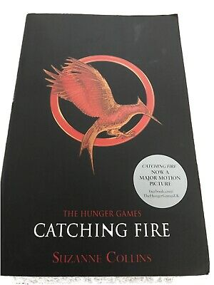 £4.30 • Buy Catching Fire By Suzanne Collins (Paperback, 2011)