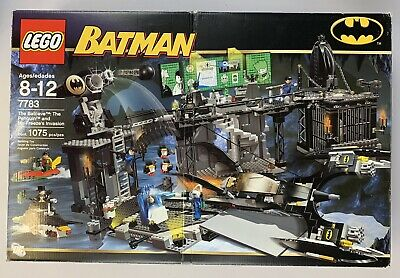 £327.31 • Buy Lego 7783 Batman The Batcave: The Penguin And Mr. Freeze's Invasion, With Box