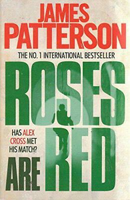 £3.19 • Buy Roses Are Red By Patterson, James, Very Good Used Book (Paperback) FREE & FAST D