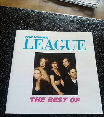 £0.50 • Buy The Human League - Best Of  The (1998) CD