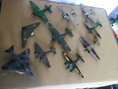 £12.50 • Buy Military Aircraft Dinky/ Matchbox Plus Others (10) Unboxed