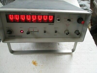 £75 • Buy RACAL Instruments - UHF Frequency Meter 9839