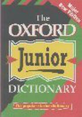 £2.59 • Buy The Oxford Junior Dictionary By , Acceptable Used Book (Hardcover) FREE & FAST D