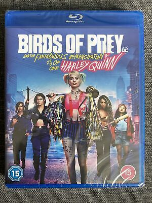 £7.95 • Buy Birds Of Prey And The Fantabulous Emancipation One Harley Quinn SEALED BLU RAY
