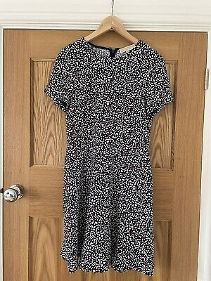 £10 • Buy Michael Kors Heart Print Flounce Dress - Size 8 - BRAND NEW Without Tags