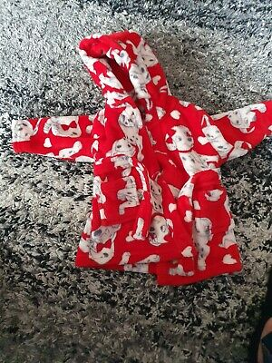 £1.50 • Buy Baby Dressing Gown 3-6 Months