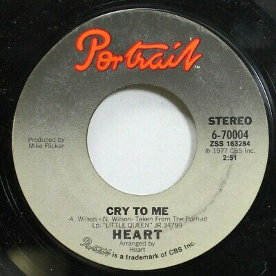 £2.87 • Buy Soul 45 Heart - Cry To Me / Barracuda On Potrait