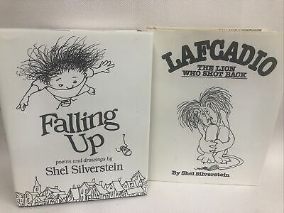 £3.63 • Buy Falling Up Shel Silverstein Hardcover W  Lafcadio Lion Lot Children's Poetry