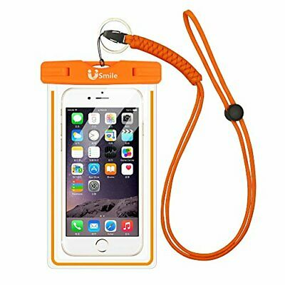 $0.99 • Buy Universal Waterproof Bag Case  USmile Cellphone Dry Bag With Military Level Para