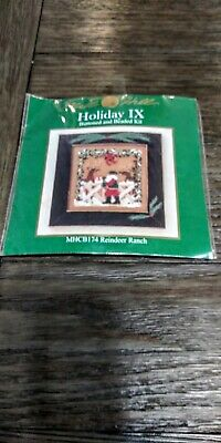 $3.99 • Buy 2001 Mill Hill Buttoned &  Beaded Kit Holiday IX