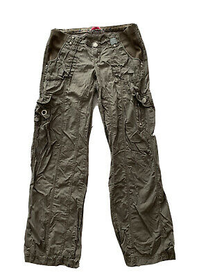 £1.30 • Buy Red Herring Maternity Cargo Trousers Size10