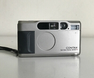 $ CDN1656.91 • Buy Contax T2 With Box, Wrist Strap And Manual