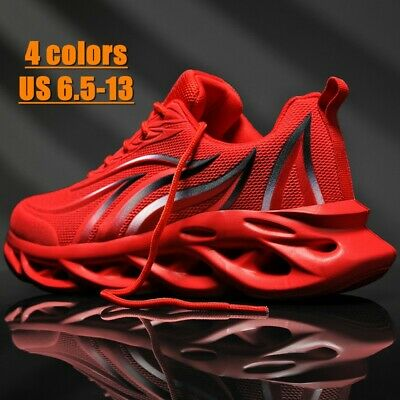 $25.99 • Buy Men's Athletic Sneakers Fashion Outdoor Casual Running Walking Tennis Gym Shoes