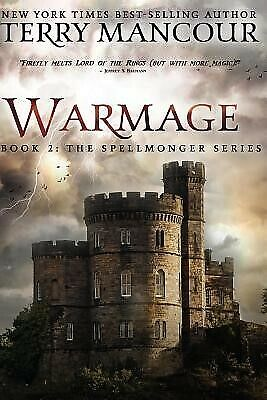 AU61.45 • Buy Warmage: Book 2 Of The Spellmonger Series By Mancour, Terry -Paperback