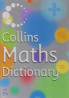 £2.93 • Buy Collins Primary Dictionaries - Collins Maths Dictionary, Kay Gardner, Good Condi