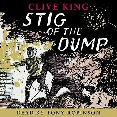 £5.95 • Buy Stig Of The Dump (A Puffin Book) CD (Audio Book)