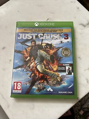 £3 • Buy Xbox One Just Cause 3