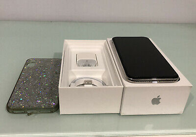 AU243.50 • Buy Apple IPhone X 256GB Back Screen Cracked Great Condition