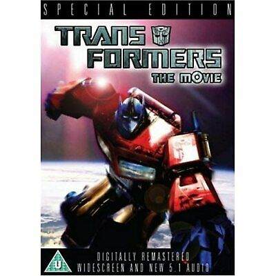 £2.82 • Buy Transformers The Movie - Special Edition [1986] [DVD] [Animated]