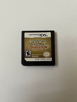 $119.99 • Buy Pokemon Heartgold  Authentic GAME ONLY