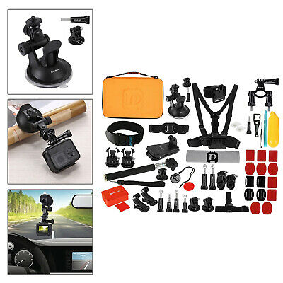 AU57 • Buy 53-in-1 Accessories Kit For GoPro Hero 7 6 5 3 3+ Reading Watching Videos