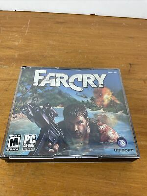 AU13.34 • Buy Far Cry For The PC - 5 Discs - Works Great